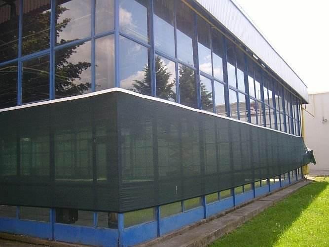 Izolatie interioara hala - complex ROMEXPO Bucuresti, 15 - 30 iulie 2010
